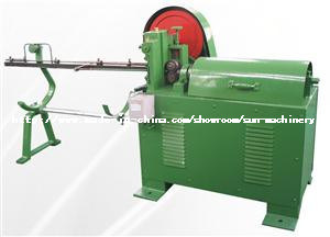 Wire Straight and Cutting Machine (GT1-4)