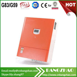 LCD Display PV Battery Controller for off Grid Solar System pictures & photos