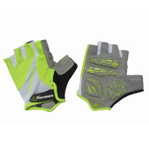 Half Finger Mitt Fitness Fingerless Training Cycling Bike Sports Glove pictures & photos