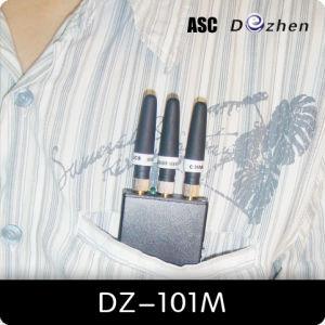 GSM /CDMA /PCS /DCS /3G Signal Jammer (DZ-101M-GPS)