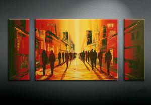 Landscape Oil Painting (LS000427)