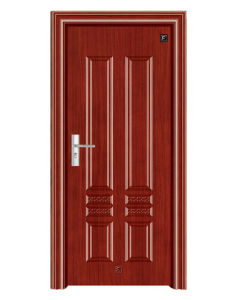 Steel Wooden Door (SD-1009)