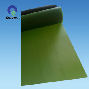 Rigid PVC Plastic Green Sheet for Christmas Tree Leaf pictures & photos