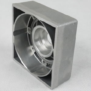 Aluminum Die Casting Gear Box Cover for Motor pictures & photos