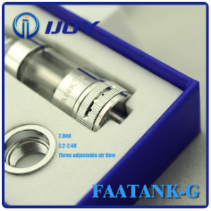 Airflow Adjustable Bcc Clearomizer Vs No Leakage Pyrex Glass Clearomizer Faatank-G
