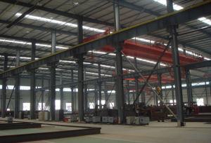 Light Steel Structure Workshop (HV016)