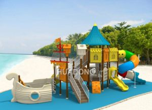 Outdoor playground (HD-095A) pictures & photos