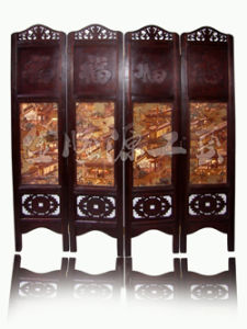 Folding Wooden Screen(JTY003A)