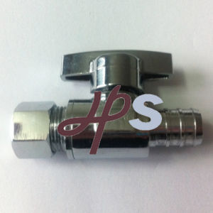 Brass Straight Truck Valve with Nickel Surface pictures & photos