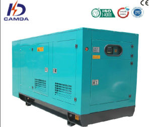 Silent Cummins Diesel Generator Set (21KW-1000KW) pictures & photos