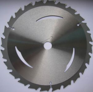 Tct Saw Blade for Wood (laminated wood plywood chipboard wood) pictures & photos