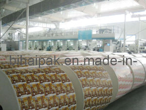 China Bihai Aseptic Packaging Paper pictures & photos