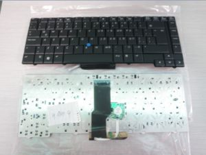 Sp Us Layout Laptop Keyboard for HP 6930p 6930 SP Keyboard pictures & photos
