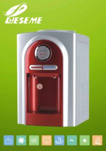 Table Type Water Dispenser (HSM-89TB) Red