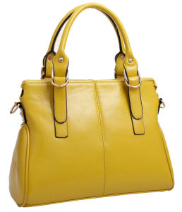 Fashion Ladies Leather Handbags for Business (MH-6054) pictures & photos