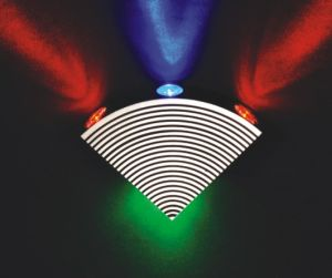 4W High Power RGB LED Wall Light (CE/RoHS)