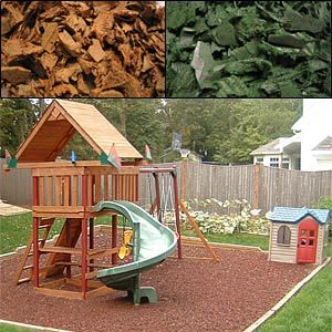 Rubber Mulch (HF-M01)