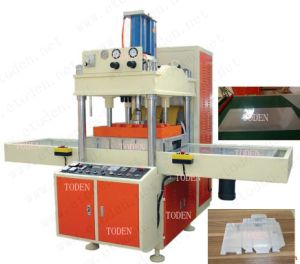 Semi Auto APET Box Die Cutting Machine