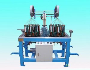 Cable and Wire Braiding Machine (24-2)