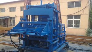 Automatic Paver Block Making Machine (QTY4-15) pictures & photos