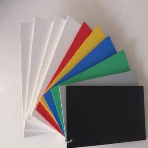 Plastic Sheets/Thermoforming Grade Plastic Sheet pictures & photos