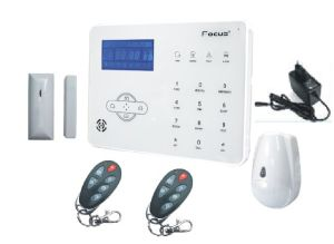 2016 Hot Sell! Meian Touch Pad GSM Alarm, Intruder Security Alarm, Home Alarm, CE RoHS Avaliable