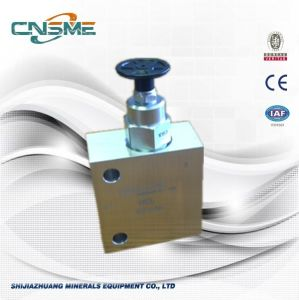 Gpm Sequence Valve Wline Body Stone Crusher Spare Parts pictures & photos