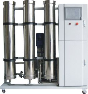 Double Reverse Osmosis System