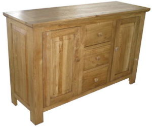Solid Oak Sideboard (BIN-08) pictures & photos