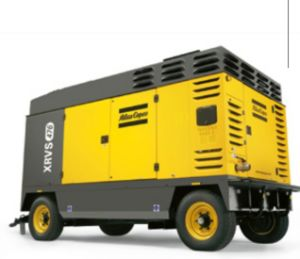 Atlas Copco Portable Screw Air Compressor (XRVS476CD) 27.6m3/Min 25bar pictures & photos
