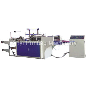 High Speed Computer Heating-seal Cutting Bag Making Machine