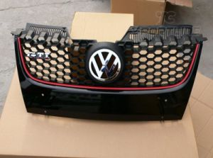 ABS VW Golf 5 MK5 V Gti Mesh Grill Grille (JC-VWGO0511)