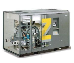 Atlas Copco Oil Free Screw Air Compressor (ZT250 ZR250) pictures & photos
