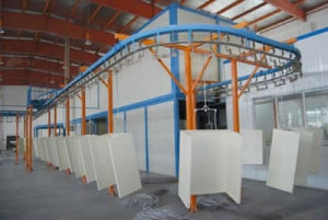 Industrial Coating Line for Steel Works pictures & photos