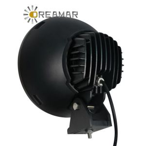 """9"""" 10V-30V 2*25W CREE LED Flood Work Light with European Beam pictures & photos"""