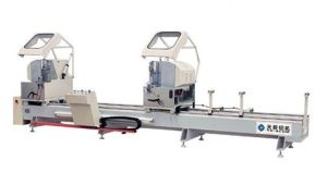Double-Head Precision Cutting Saw pictures & photos