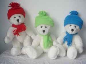 Christmas Teddy Bear (YP082205)