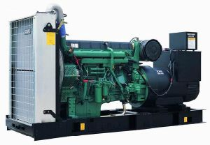 Diesel Generator (DEUTZ, 16KW-130KW, 60HZ)