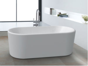 Bathtub, Acrylic Bathtub, Simple Bathtub (GT-101)