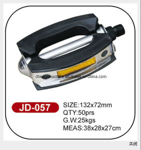 High Quality Heavy Duty Rubber Foot Pedal Jd-057 pictures & photos