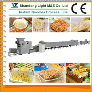 Automatic Halal Yum Yum Fried Instant Noodles Making Equipment pictures & photos