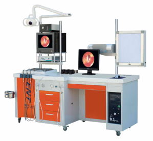 Pk-3202 Single-Station Deluxe Lengthy Ent Treatment Unit pictures & photos