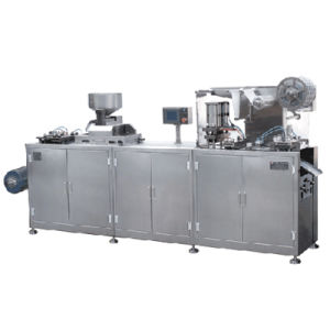 Programmable Duralumin Blister Packing Machine (DPP-250FI) pictures & photos