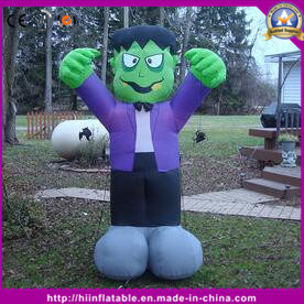 Hot Sale Wholesale Inflatable Halloween Zombie for Outdoor Decoration