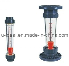 Precision and Durable Plastic Tube Rotameter pictures & photos