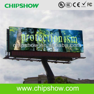 Chipshow P26.66 Outdoor Advertising Video LED Digital Billboard pictures & photos