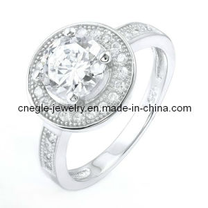 925 Sterling Silver Ring/Finger Ring/CZ Ring