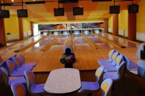 Bowling Spare Parts (ET002)