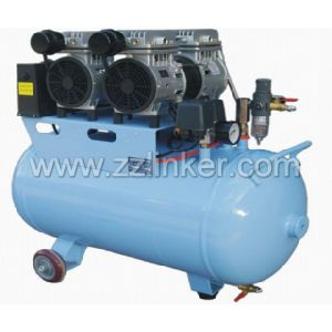 Lk-B13 Da5002 60L 1100W Dental Free-Oil Air Compressor pictures & photos