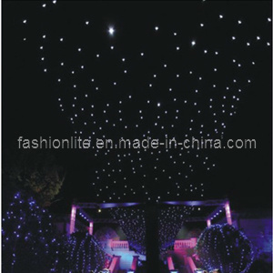 Newest Stage Lighting Star Curtain Cloth LED Star Curtain